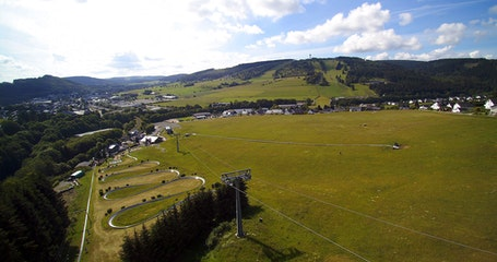 Sommerrodeln in Willingen
