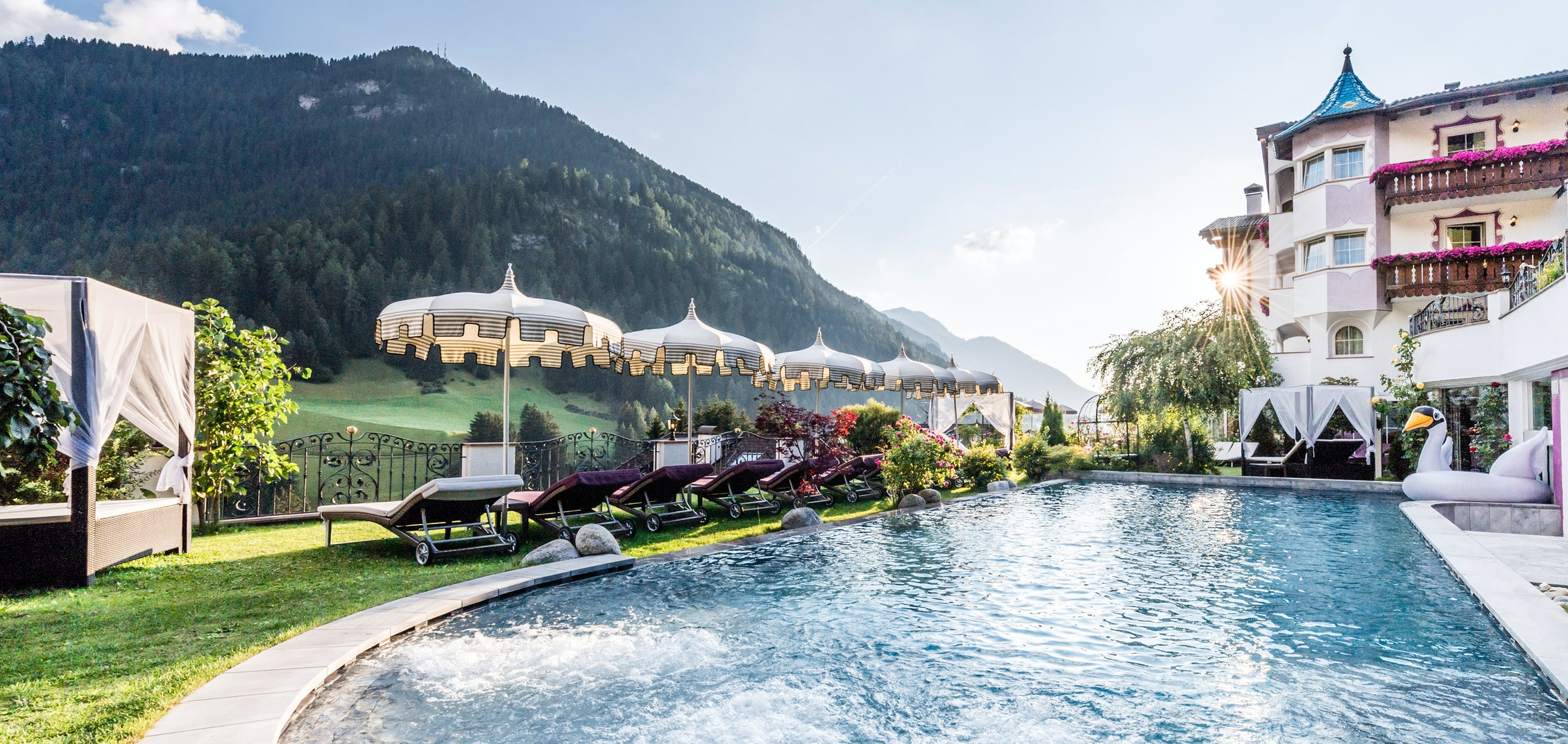 Alpin Garden Wellness Resort im Südtirol – Adults Only