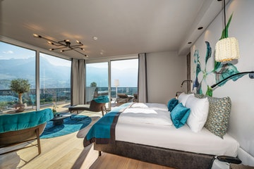 Suite in der Meran Lodge