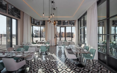 Restaurant - The Liberty Hotel Bremerhaven