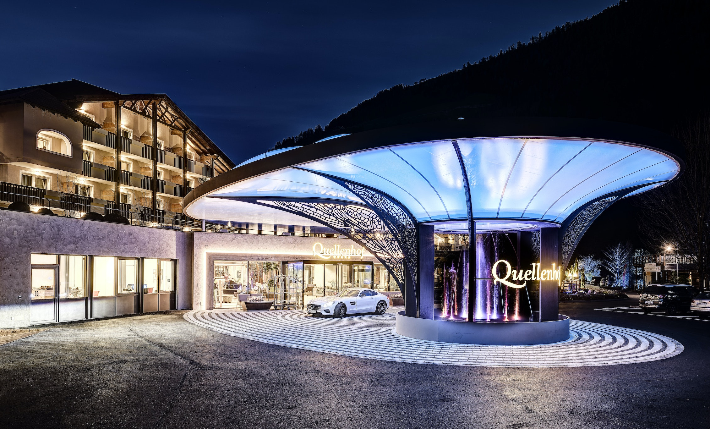 Quellenhof Luxury Resort Passeier im Südtirol